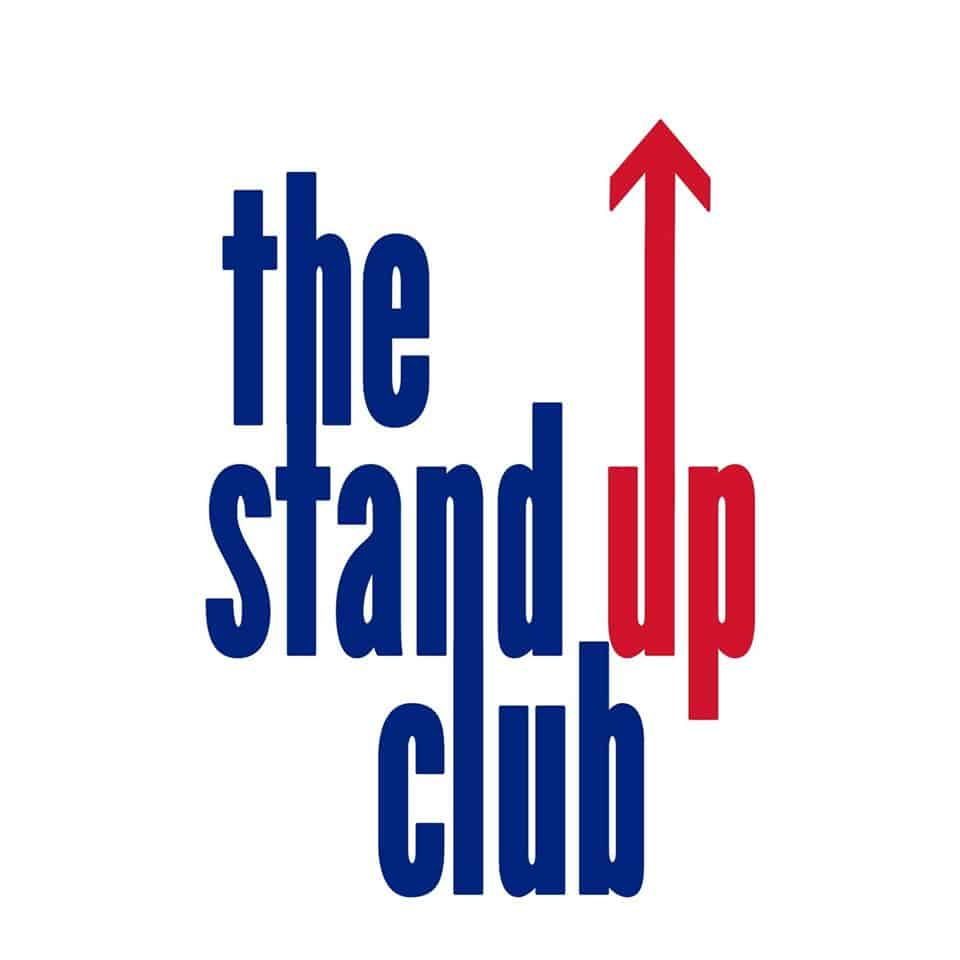 The Stand up club - Logo