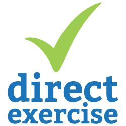 Direct Exercise Logo